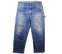 Denim Jeans, Mom Jeans, Work Pants, Workwear, Trousers, Ralph Lauren, Spring, Vintage, Fashion