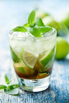 Tuesday 8/4/2014 - Mojito party with friends!