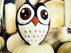 Plastic Bottle Owl Upcycle Tutorial