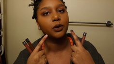 Finally got a video up about these lipsticks. No more jealous instagram comments! -=-=-=-=-=-=-=-=-=-=-=-=-=-=-=-=-=-=-=-=-=-=-=-=-=-=-=-=-=-=-=-=-=-=-=- I N S T A G R A M : http://ift.tt/2aCqSW0 T W I T T E R : https://twitter.com/SoItsSparrow T U M B L R : http://ift.tt/2efC1sJ P I N T E R E S T : http://ift.tt/1TKSykL F A C E B O O K : http://ift.tt/27k6T1S
