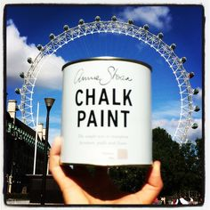 Wheely Good Stuff! Annie Sloan Chalk Paint in London! #dovetails #dovetailsvintage