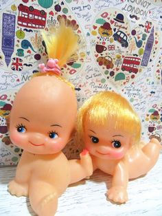 古董 Kewpie 丘比娃娃 美國