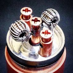 Innovation by @solidvaper. #coilporn #beastmode #theylookliketurbines #vape #igers #instagood #instadaily #webstagram #vapor #ecig #eliquid #vapeporn #vapestagramm #improof #vapelyfe #vapefinds #calivapers #love #follow #photooftheday #repost #fun #vapefriends #vapefam #dripclub #Padgram