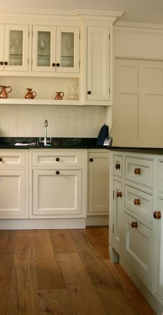 Kitchen bar nook cabinet colors ideas for 2019 Kitchen Cabinets Farrow And Ball, White Kitchen Cabinets, Painting Kitchen Cabinets, Kitchen Paint, New Kitchen, Kitchen Units, Awesome Kitchen, Kitchen Ideas, Kitchen Cabinet Colors