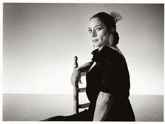 Lola Flores, Serie Flamenco, Carlos Saura, 1991
