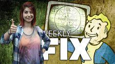 Weekly Fix 121 - Fallout 4 الإعلان رسمياً عن
