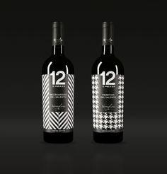 Idem Design - Varvaglione Limited Edition — World Packaging Design Society / 世界包裝設計社會 / Sociedad Mundial de Diseño de Empaques Wine Label Design, Bottle Design, Beverage Packaging, Bottle Packaging, Booze Drink, Wine Brands, Italian Wine, Wine And Beer, Packaging Design Inspiration