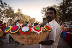 COLORS OF LIFE- Street seller- Dhaka...