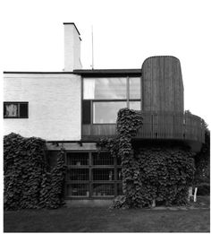 Thinking about // Alvar Aalto's VILLA MAIREA  NOTES FROM APART