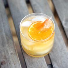 Beginning Mandarin // Travis Baker // Tequila cocktail recipe