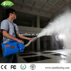 Fumigation Cold Fogging Machine Factory Price Portable