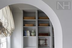 White Rooms by Natalie Haegeman Interiors