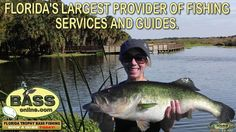 Fishing Florida with the Florida Bass Fishing Freshwater Experts