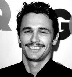 james-franco moustache