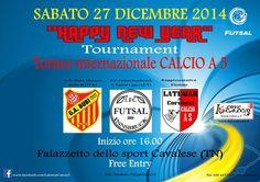 Triangolare di Futsal nel palazetto di Cavalese con la partecipazione speciale di due team di livello assoluto il Bubi Merano e Futsal Innsbruck e una rappresentativa Fiemme, Latemarc5 e Cornaccic5