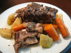 Neck bones? Really? Yes! Not only are they extremely cheap (some butchers/meat farmers will even give them to you for free), but when cooked low and slow, they are tender and very flavorful. What if you can't find neck bones? This recipe would be just as good with some bone-in pork chops (4 good size …