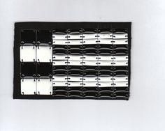 geometric epoxy bead layout