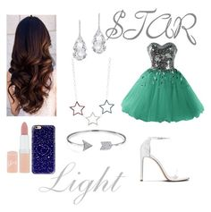 Star light Star bright by inspiration-gal on Polyvore featuring polyvore fashion style Bling Jewelry Plukka Red Camel Casetify Rimmel clothing