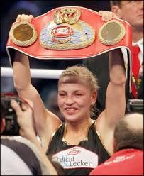 Regina Halmich is among the most successful female boxers of all time Female Boxers, Boxing, All About Time, Success, Sports, Hs Sports, Excercise, Sport, Exercise