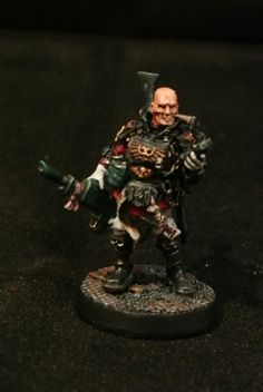 Inquisitorial Stormtrooper Acolyte by rob-strachan1983.