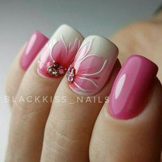Ideas For Floral Pedicure Designs Spring Nail Art Easter Nail Designs, Nail Designs Spring, Nail Art Designs, Spring Design, Design Art, Interior Design, Spring Nail Art, Spring Nails, Summer Nails