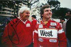 Erich Zakowski (b 1934) German born in Prussia; master mechanic; founded Zakspeed racing (1968); Zakspeed Formula One team (1985-89) owner; with driver Jonathan Palmer