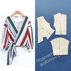 Amazing Sewing Patterns Clone Your Clothes Ideas. Enchanting Sewing Patterns Clone Your Clothes Ideas. Costura Fashion, Fashion Moda, Fashion Sewing, Diy Fashion, Make Your Own Clothes, Diy Clothes, Dress Sewing Patterns, Clothing Patterns, Mode Kimono