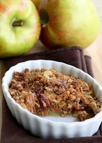 The Girl Who Ate Everything: The Perfect Apple Crisp
