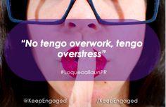 Mientras tanto, en alguna agencia de #RRPP #loquecallaunPR #KeepEngaged