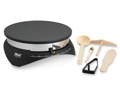 She loves a good banana and nutella crepe. Help her eat them for life with this Crepe Maker.