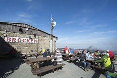 On top of the Brocken