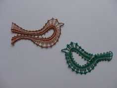 Types Of Lace, Bobbin Lace Patterns, Lacemaking, Lace Heart, Lace Jewelry, Lace Detail, Turquoise Bracelet, Tatting, Butterfly