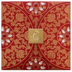 Elegant design of Hindu wedding invitations is the symbol of Lord ...