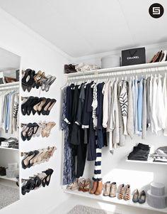 Como organizar seu guarda-roupa a cada estação?
