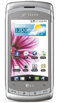 LG LG710 Device Specifications | Handset Detection