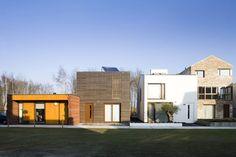 www.mecanoo.nl Residential Area Waterrijk Eindhoven, Netherlands