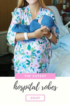 Aw I want this mommy and baby outfit. Pretty pink for mama and simple blue for t… Oh, I want this outfit for mom and baby. Pretty pink for mum and plain blue for the perfect little newborn … if it's a boy, purple or pink, if it's a girl. Baby Boy Shower, Baby Shower Gifts, Kelsey Rose, My Bebe, Baby Momma, Baby Planning, Everything Baby, Baby Time, Baby Hacks