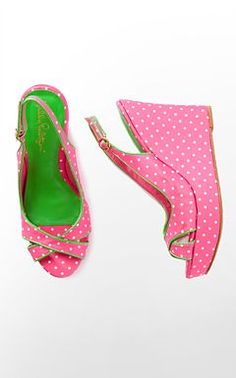 Lilly Pulitzer - Accessories  Shoes