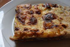 ΜΑΓΕΙΡΙΚΗ ΚΑΙ ΣΥΝΤΑΓΕΣ: Μελιτζάνες -μπέικον -γκούντα στον φούρνο - άλλο πράγμα γεύση !!! Greek Recipes, Diy Food, Quiche, Food To Make, Waffles, French Toast, Food And Drink, Pie, Cooking Recipes