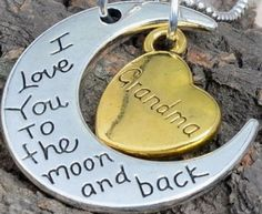 I Love Grandma To The Moon And Back. Share and Pin It. Learn More go here >> http://teedaily.net/gwm02/store