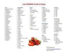 Low FODMAP Foods to Enjoy