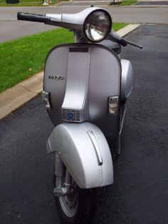Vespa P200e, Piaggio Vespa, Ducati, Yamaha, Vintage Vespa, Sport Bikes, Scooters, Touring, Harley Davidson
