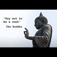 An inspirational message from The Buddha