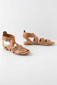 lax strap sandals