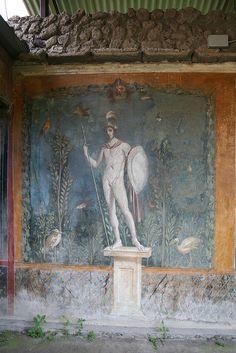 House of the Venus Marina, Pompeii | Flickr - Photo Sharing!