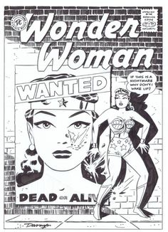 Wonder Woman, by Darwyn Cook