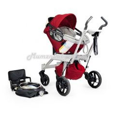 """Orbit Baby Stroller Travel System G2    Our upgradable 3-piece """"starter kit"""" includes everything you need for your new baby, plus more safety and ease-of-use features than ever before."""