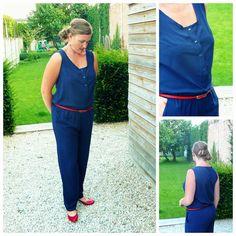 Avenue Jumpsuit en een cadeautje van La Maison Victor ... - hilde@home