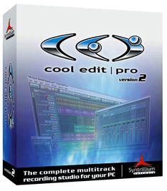 Download cool edit pro 2.0 full version crack