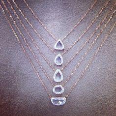 Anita Ko's solitaire necklaces 1   Jewelry   Vogue